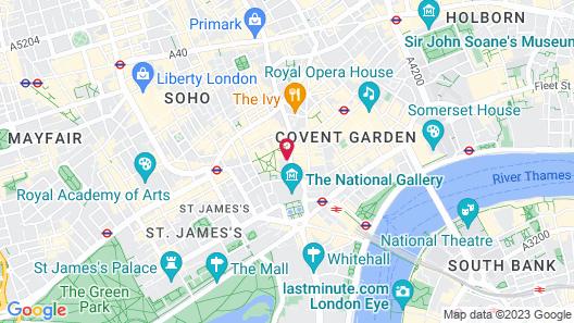 Assembly Hotel London Map