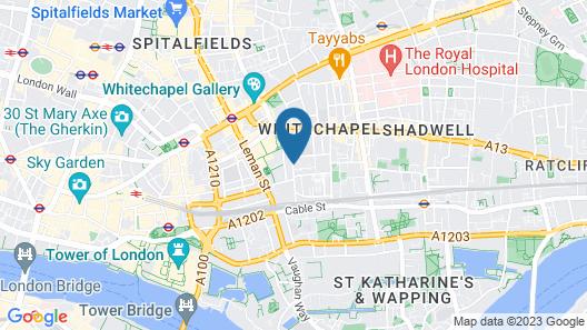 Twyne House Apartments Map