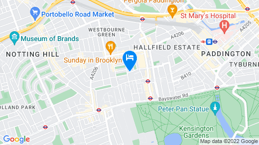 Grand Plaza Serviced Apartments Map