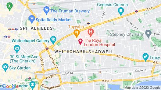 The Whitechapel Map