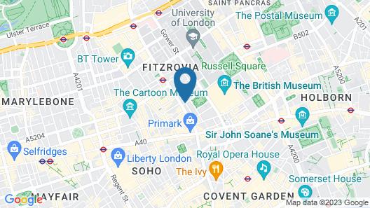 My Bloomsbury Map