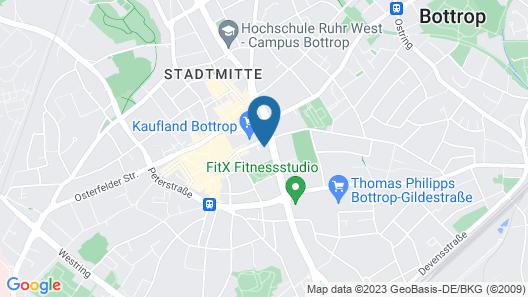 Ramada by Wyndham Bottrop Map