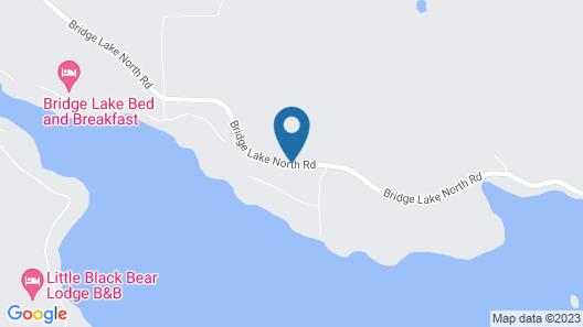 Montana Hill Guest Ranch Map