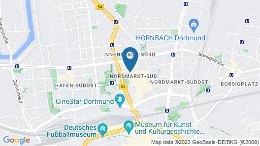 Hotel Drei Kronen Map