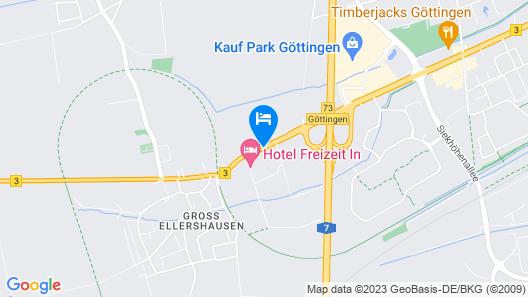 Hotel Freizeit In Map