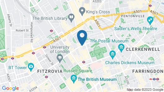 Generator London Map