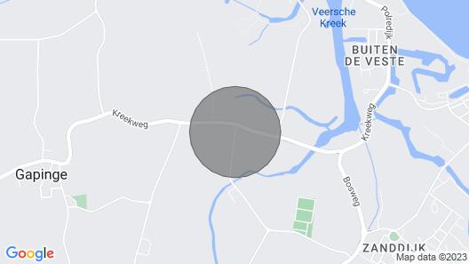 Holiday Flats Hof van Seiswegen, Gapinge Map