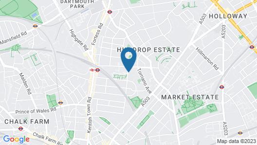 Axo Camden Map