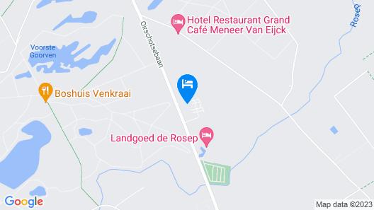Valisstate Buitenplaats Valkenbosch Map