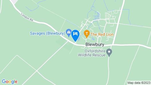 Ashbrook Lets Map