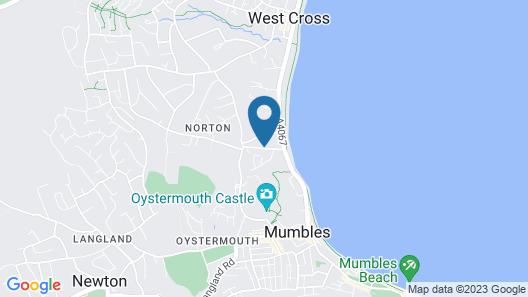 Norton House Hotel Map