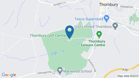 Thornbury Lodge Map