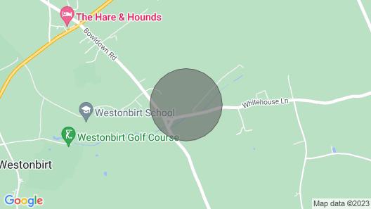 Park End Cottage Map