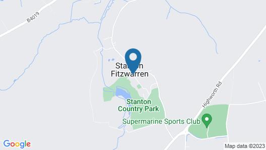 Stanton House Hotel Map