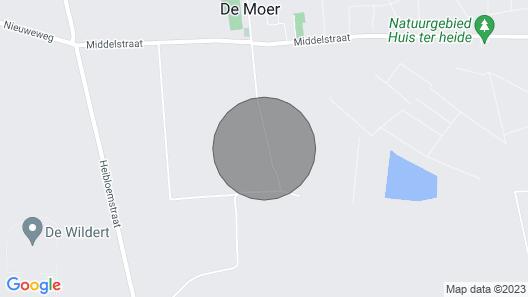 2 Bedroom Accommodation in De Moer Map