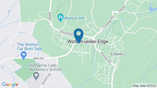 The Swan Hotel Map