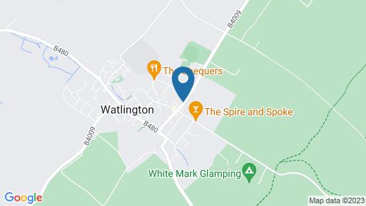 The Fat Fox Map