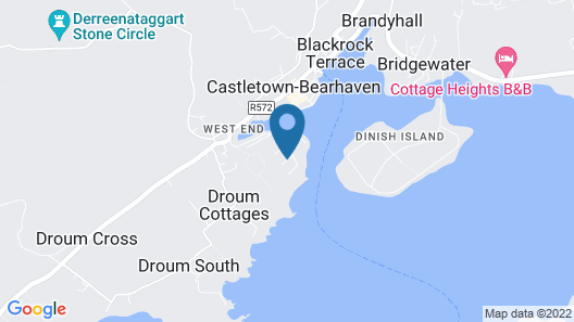 Beara Coast Hotel Map