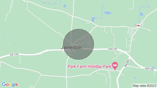 Meadow View - 3 Bedroom - Jameston Map