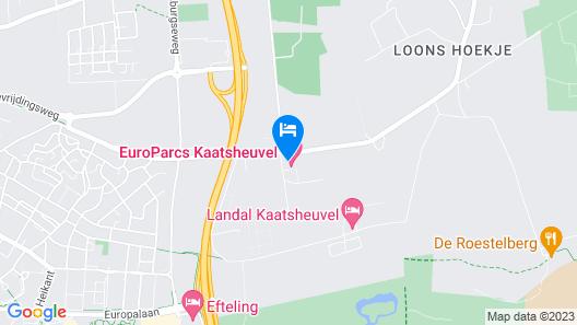 Europarcs Resort Kaatsheuvel Map