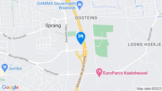NH Waalwijk Map