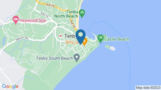 OYO Timothy's Map