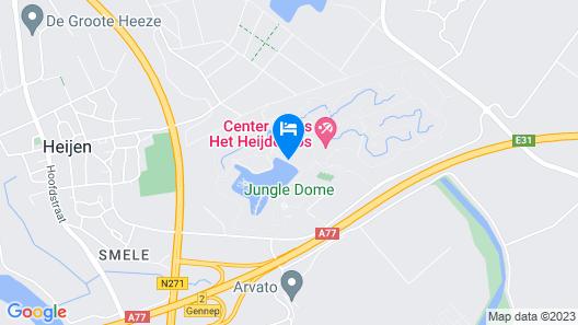 Center Parcs Het Heijderbos Map