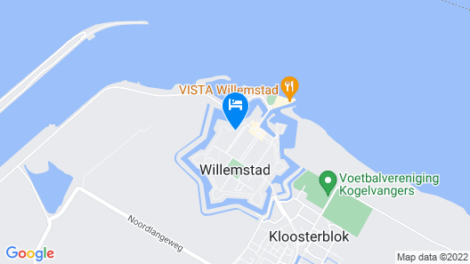 Recreation house the Willemshuis Map