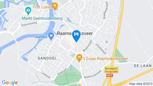 Hotel Heere Map