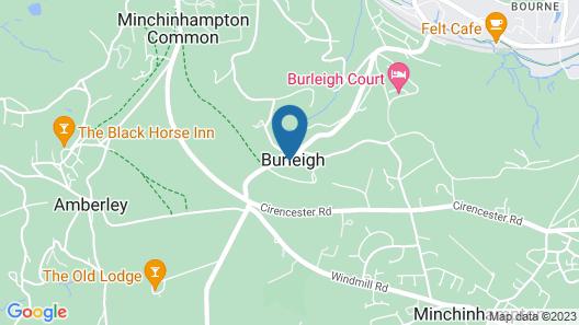 Burleigh Court Map