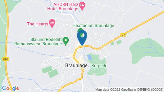 EchtZeit - Dein Hotelquartier Map