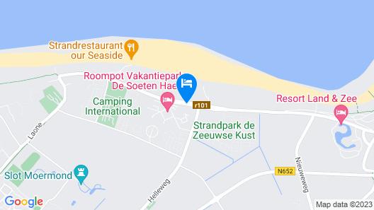 Hotel 't Klokje Map