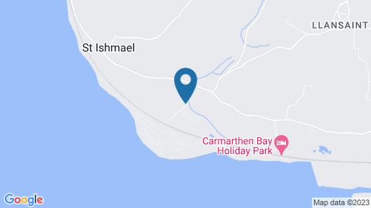 Ty Llo Barn Map