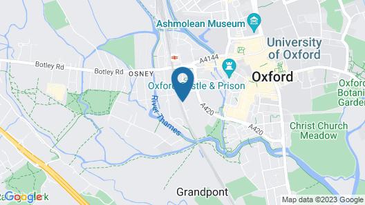 Destiny Student - Oxford Map