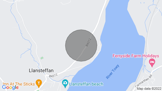 The Beach Shack Map