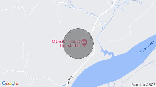 2 bedroom chalet in quiet countryside surroundings Map