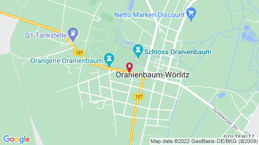 Hotel Goldener Fasan Map