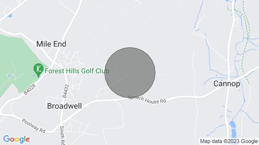 Kensley Lodge Map