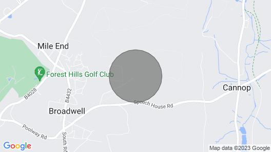 Latimer Lodge Map
