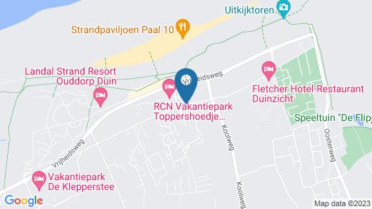 Ridderstee Ouddorp Duin Map