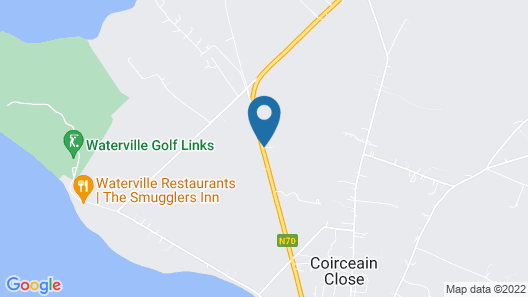 Brookhaven House Map