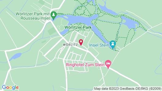 Zum Hauenden Schwein Map
