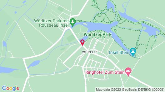 Hotel Zum Gondoliere Map