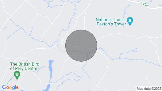 Penallt-isaf Map