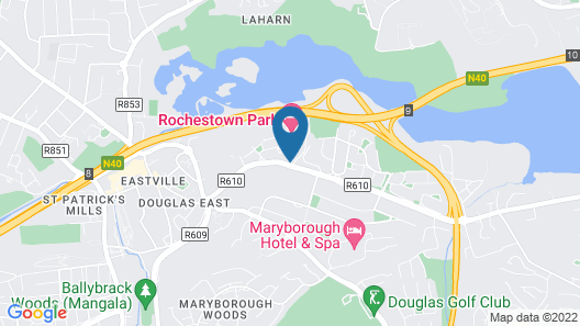 Rochestown Park Hotel Map