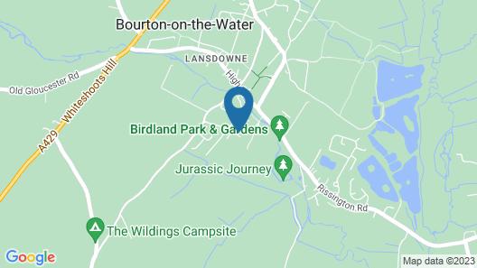 The Broadlands Map