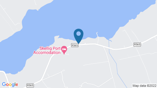 Portmagee Holiday Home, Sleeps 8 Map