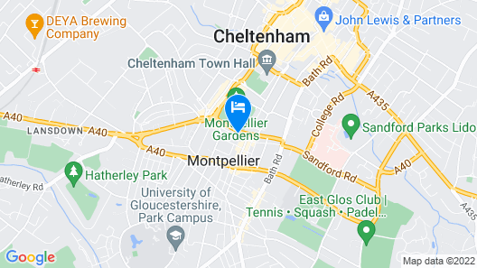 Coach House Map