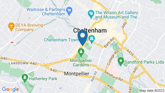 No 131 Map