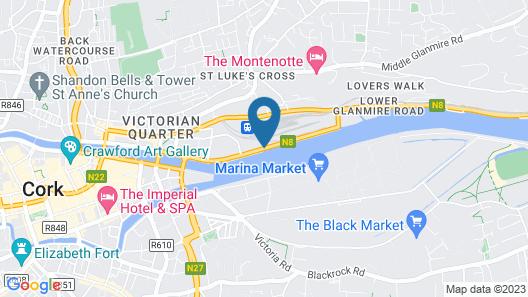 The Dean Cork Map